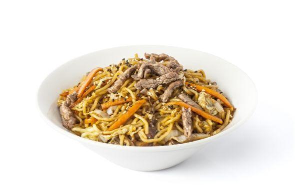 Noodles yakisoba