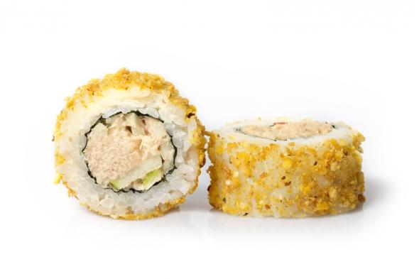 Chicken Harakiri roll