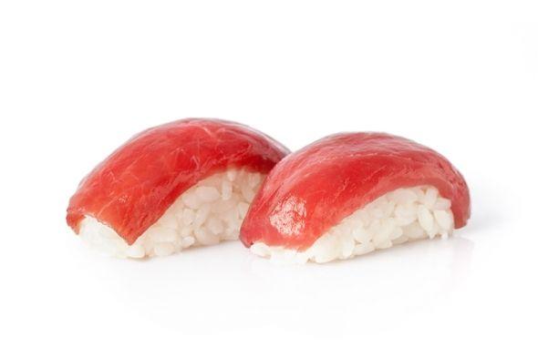 Niguiri de atún