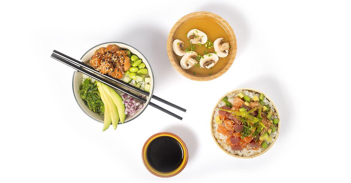 sushi a domicilio murcia